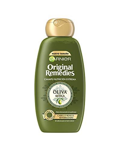 Garnier Original Remedies Oliva Mítica champú pelo seco - 250 ml