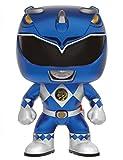 Funko 599386031 - Figura Power Ranger Azul metállico