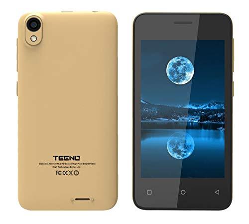Smartphone ohne Vertrag Günstig,1GB RAM, 8 GB ROM erweiterbar Android Einsteiger Handy - Dual Kamera - Dual SIM