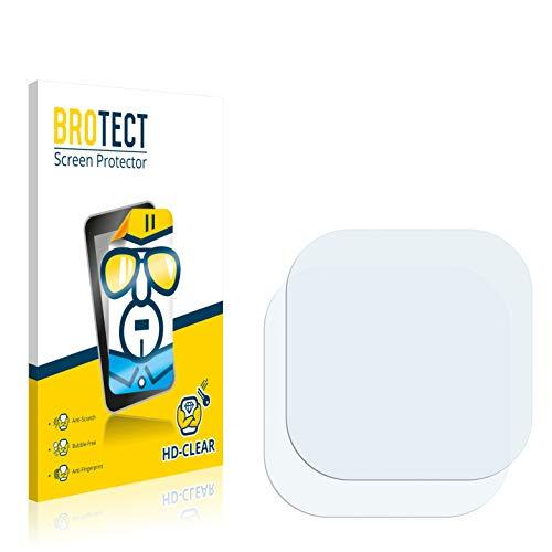BROTECT Schutzfolie kompatibel mit ZTE Axon 11 SE (NUR Kamera) (2 Stück) klare Bildschirmschutz-Folie