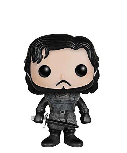 Funko Pop! Game of Thrones – Jon Snow Castle Black #26 Figura de vinilo de 10 cm