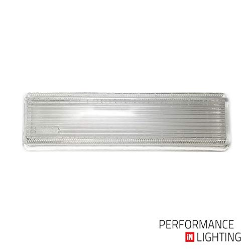 Prisma Glass Replacement for Insert Wall recessed lamp IP55 for Outdoor Indoor - Insert 2