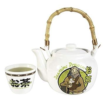 anime tea set