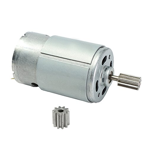 Affordable NSD 550 18000RPM Electric Motor RS550 6V Motor Drive Engine Accessories for Kids Power Wh...