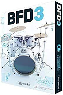 FXpansion BFD3 USB 2.0 FlashDrive ドラム音源 FXパンション