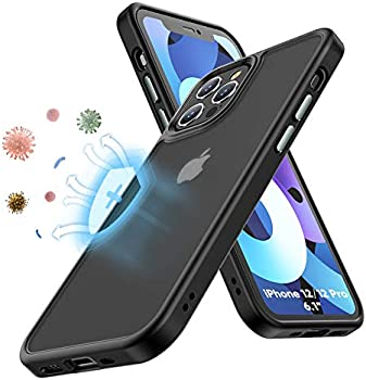 Alcap Health Series Shockproof Case for iPhone 12 & 12 Pro