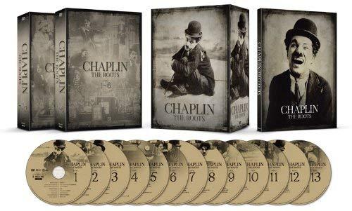 チャップリン・ザ・ルーツ 傑作短編集・完全デジタルリマスター DVD-BOX
