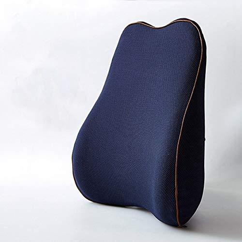 MENGCI autostoel lumbale steun bureaustoel laag kussen kussen taille katoen autoaccessoires houdingscorrectie
