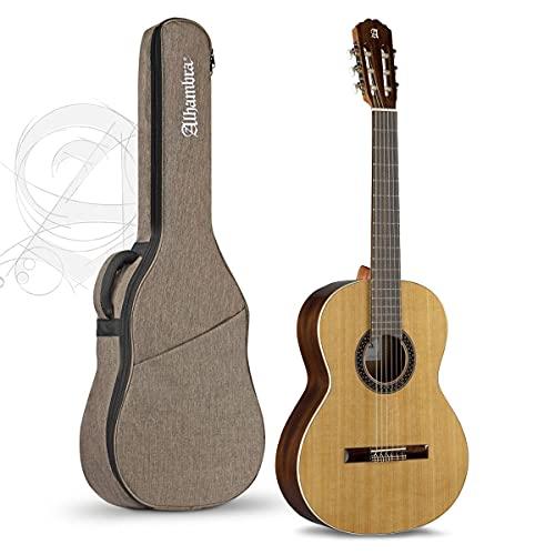 Pack Guitarra Clásica Española Alhambra 1C T + funda | Stock B