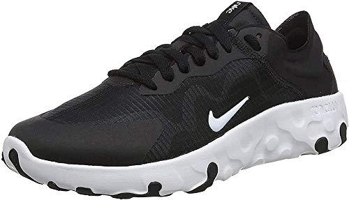 Nike Renew Lucent, Gymnastics Shoe Uomo, Nero (Black/White 002), 44 EU