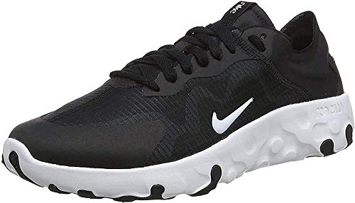 Nike Renew Lucent, Gymnastics Shoe Uomo, Nero (Black/White 002), 44 EU