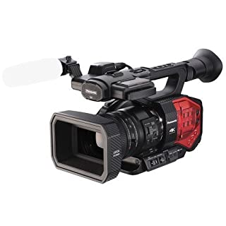 Panasonic AG-DVX200 4K Camcorder with Four Thirds Sensor and Integrated Zoom Lens (International Model) (B07K1BHLQJ) | Amazon price tracker / tracking, Amazon price history charts, Amazon price watches, Amazon price drop alerts