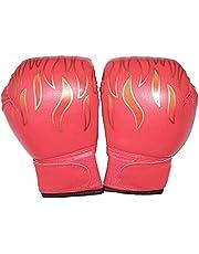 Guantes Niños De Los Niños De Entrenamiento De Kickboxing De Perforación Bolsa De Arena Deportes De Combate MMA Guantes De Boxeo Zzib