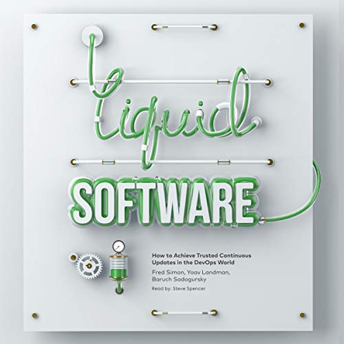 Liquid Software audiobook cover art