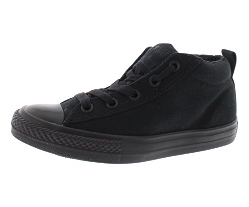 Converse Kids Chuck Taylor Street Cab Mid Fashion Sneaker Shoe