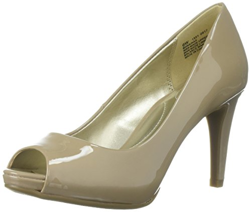 Bandolino Footwear Women's Rainaa Pump, café Latte, 9