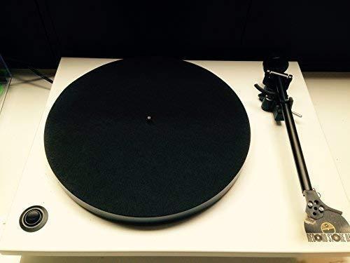 Vinyl Guru Kohlefaser Matte Plattenspieler