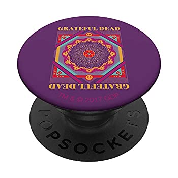 Grateful Dead Grateful Dead Cornell 77 PopSockets Stand for Smartphones & Tablets PopSockets PopGrip  Swappable Grip for Phones & Tablets