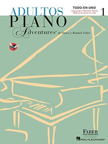 Adultos Piano Adventures Libro 1: Spanish Edition Adult Piano Adventures Course Book 1