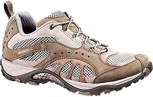 Merrell **Wyprzedaż** Damskie wysokowydajne syrena piosenka piesze wędrówki buty outdoorowe w Putty, - Putty - 40 EU