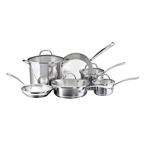 Farberware Millennium Stainless Steel 10-Piece Cookware Set Review
