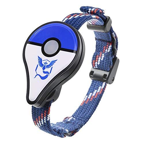 kingromargo for Pokemon GO Plus Bluetooth-Armband Neutra für Nintendo Interaktives Spielzeug, blau, A