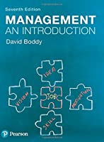 Management: An Introduction, 7th Edition Front Cover