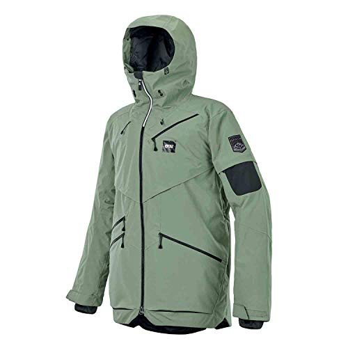 Picture Organic Zephir Snow Jacket Small Army Green