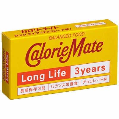 【12個セット】カロリーメイト ロングライフ3年・長期保存非常食
