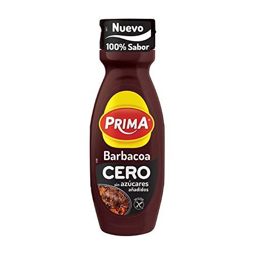 Salsa Barbacoa Cero Prima 325gr