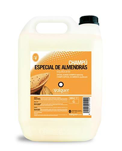 Válquer Champú Especial De Almendras - 5 l.