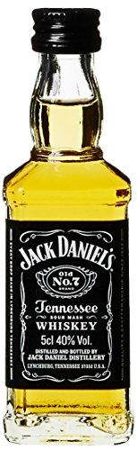 Jack Daniel's Tennessee Whisky (1 x 0.05 l)