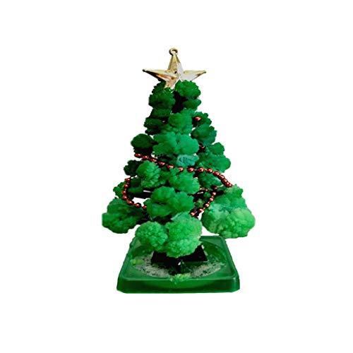 CHshe Magic Growing Christmas Tree,Árbol de Navidad Mágico