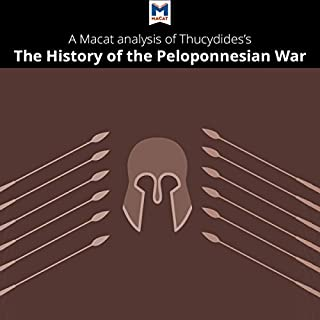 A Macat Analysis of Thucydides' History of the Peloponnesian War cover art