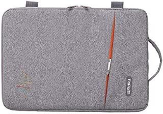 Yuanzengjunfva Notebook Bag Computer Bag Men and Women Handbags Universal Liner Bag 13/14/15 Inch (Color : Grey, Size : 14 inch)