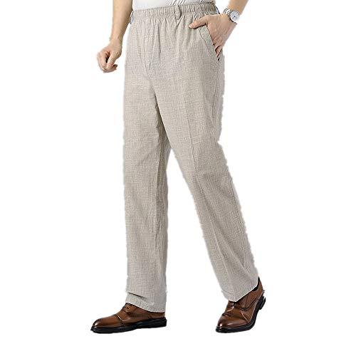 Pantalones de verano de otoño para hombre