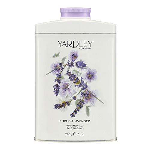 YARDLEY English Lavender Talc Parfumée 200 g