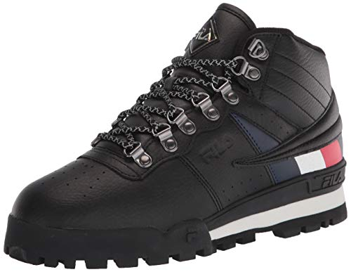Fila Mens Fitness Hiker MID Boot Black