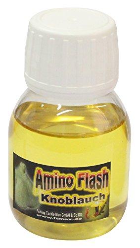 AMINO FLASH / KNOBLAUCH / DIP FTM 50ml je Flasche Lockstoffe flüssig