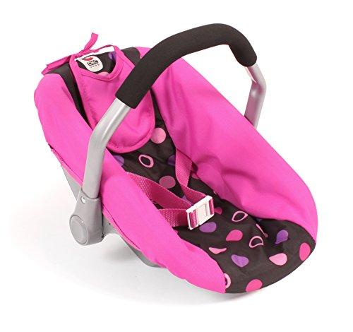 Bayer Chic 2000 708 48 - Seggiolino per bambole, colore: rosa