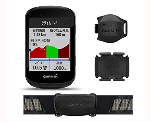 GARMIN(ガーミン) EDGE 530 日本語版 GPSサイクルコンピューター(センサー類付) 004477