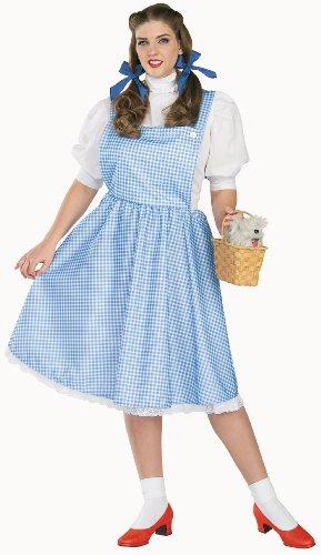 - Plus Size Dorothy Kostüme