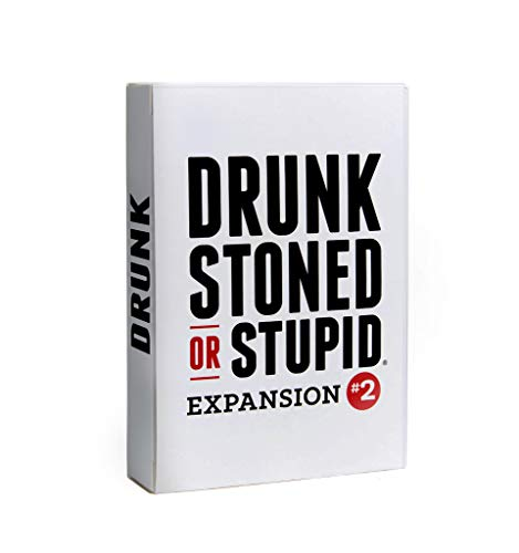 Drunk Stoned or Stupid: Second Expansion