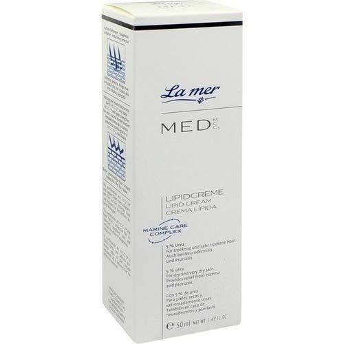 LA MER MED Lipidcreme ohne Parfüm 50 Milliliter