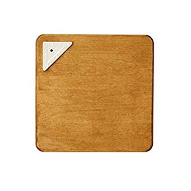 Nora Fleming Square Wooden Appetizer Board E4B- NEW for 2016