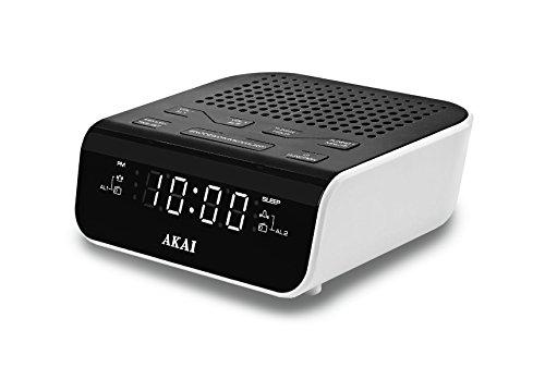 AKAI AR160U digital FM Dual Uhrenradio