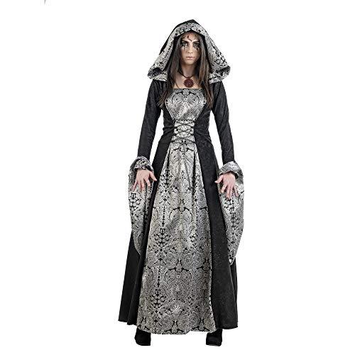 Limit Sport - Disfraz de gótica Cassandra para adultos, talla L (EA163)