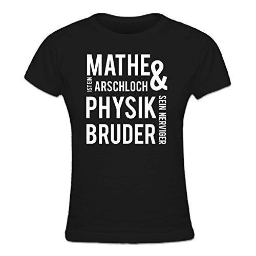 Shirtcity Mathe und Physik Frauen T-Shirt by