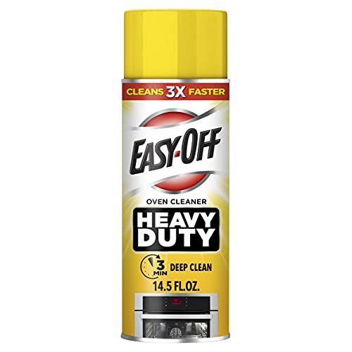 Easy-Off Heavy Duty Oven Cleaner