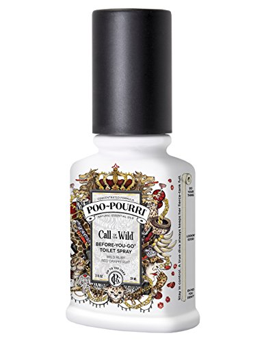 Poo-Pourri Before-You-go Toilet Spray, 2 Fl Oz, Call of the Wild Scent